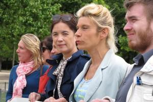 Frigide Barjot, pour l'identité homme/femme au cœur des élections européennes
